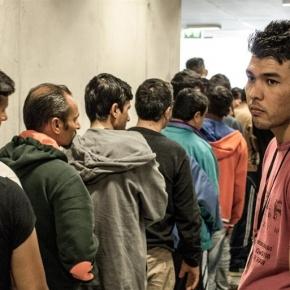 Afgan mülteci Aziz'den hayatdersi