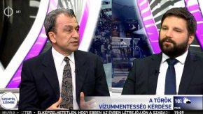 M1 Szemtől szembe: Kovács István és Tarik Demirkan az EU-Törökország megállapodásról és a török vízummentességről