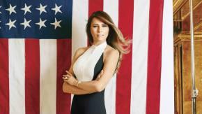 Amerika'nın yeni First Lady'sinin doğduğu kasabada sokak şenliği:)