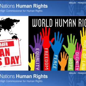 10 Aralık: Dünya İnsan HaklarıGünü.