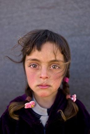 Çocukların gözleri dünyaya açılanpenceredir.