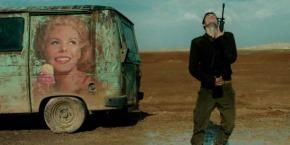 İsrailli yönetmen Samuel Maoz'un savaş karşıtı filmiFoxtrot