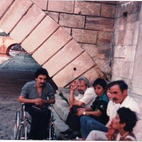 Ben Ahmet Kaçmaz'ı üç keretanıdım!